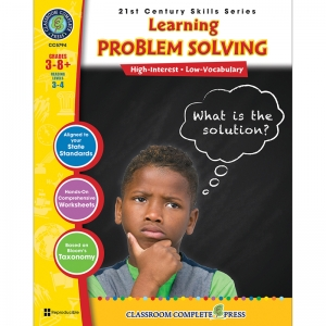 LEARNING PROBLEM SOLVING BOOK  21ST CENTURY SKILLS