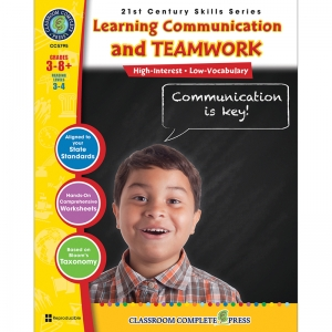 LEARNING COMMUNICATION/TEAMWORK BK  21ST CENTURY SKILLS
