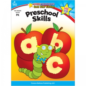 PRESCHOOL SKILLS HOME WORKBOOK  GR PK