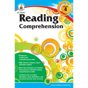 SKILL BUILDERS GR 4 READING  COMPREHENSION