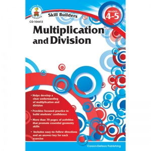 SKILL BUILDERS MULTIPLICATION &  DIVISON