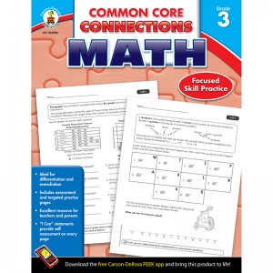 MATH GR 3 COMMON CORE CONNECTIONS