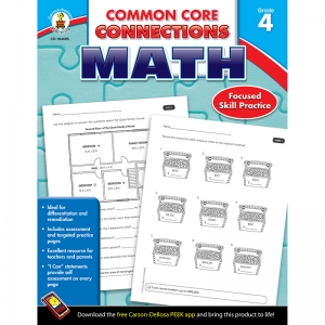 MATH GR 4 COMMON CORE CONNECTIONS