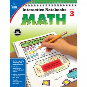 INTERACTIVE NOTEBOOKS MATH GR 3