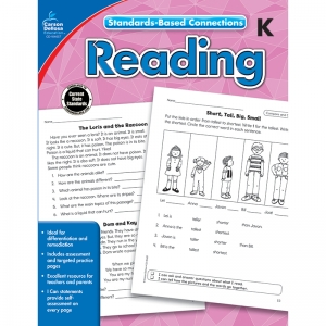 STANDARDS-BASED CONNECTIONS READING  GR K