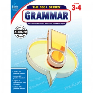 100 PLUS GRAMMAR WORKBOOK GR 3-4