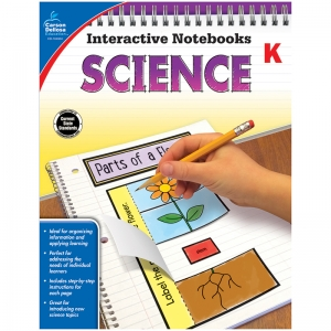 Interactive Notebooks: Science Resource Book, Grade K