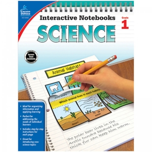 Interactive Notebooks: Science Resource Book, Grade 1