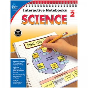 Interactive Notebooks: Science Resource Book, Grade 2