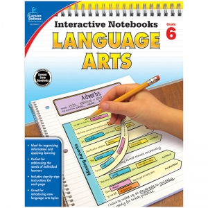 INTERACTIVE NOTEBOOKS LANGUAGE ARTS  GR 6