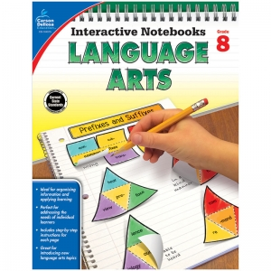 INTERACTIVE NOTEBOOKS LANGUAGE ARTS  GR 8