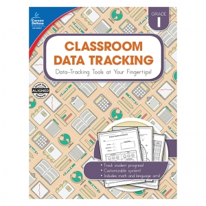 Classroom Data Tracking Resource Book, Grade 1
