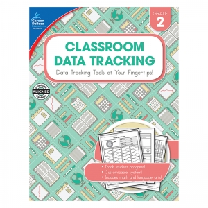 Classroom Data Tracking Resource Book, Grade 2