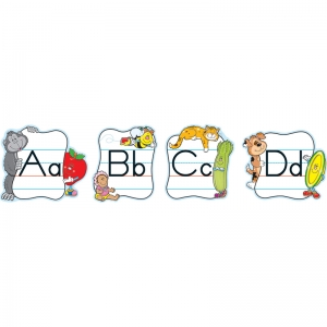 ALPHABET TRADITIONAL MANUSCRIPT  MINI BB SET