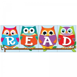 Whooo Loves Reading?