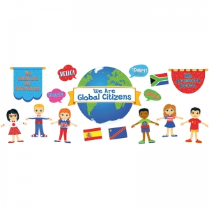 WE ARE GLOBAL CITIZENS BBS GR PK-5  CURRICULUM