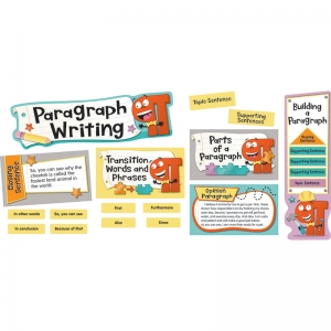 PARAGRAPH WRITING MINI BBS GR 2-5