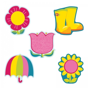 SPRING MIX CUT OUTS