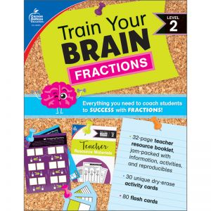 Train Your Brain: Fractions Level 2