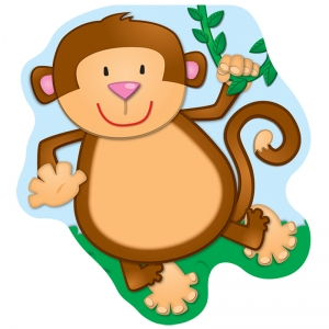 MONKEY NOTE PADS