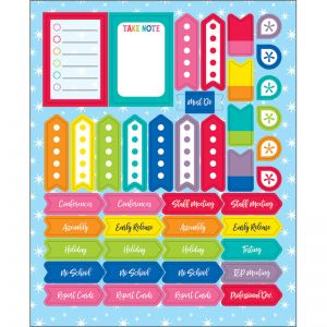 Hello Sunshine Planner Accents Sticker Pack, 12 Packs