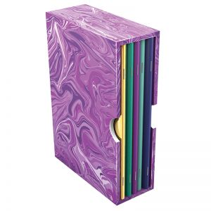 Galaxy Mini Journals, Assorted, Set of 5