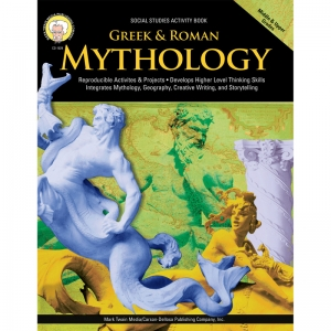 GREEK AND ROMAN MYTHOLOGY GR 5-8  RESOURCE BOOK