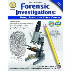 Forensic Investigations Activity Book