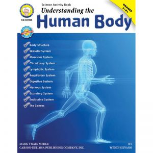 (2 EA) UNDERSTANDING THE HUMAN BODY GR 5-8