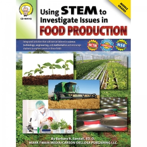 USING STEM TO INVESTIGATE ISSUES IN  FOOD PRODUCTION