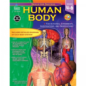Human Body Resource Book, Grades 4-6