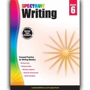 SPECTRUM WRITING GR 6