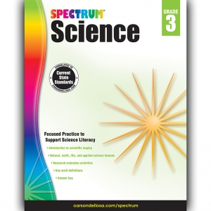 SPECTRUM SCIENCE GR 3