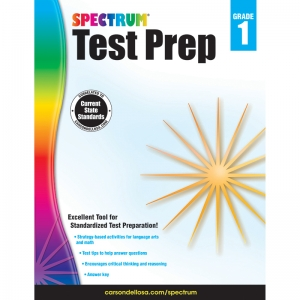 SPECTRUM TEST PREP GR 1