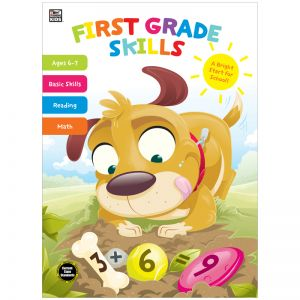 First Grade Skills Workbook, Grade 1