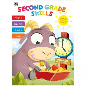 Second Grade Skills Workbook, Grade 2