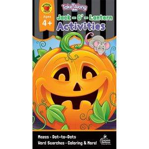 My TakeAlong Tablet JackOLantern Activities, Ages 4  5