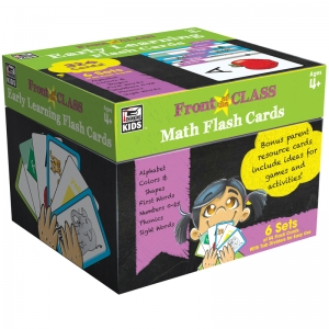 EARLY LEARNING FLASH CARDS GR PK-3