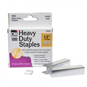 EXTRA HEAVY DUTY STAPLES 1/2