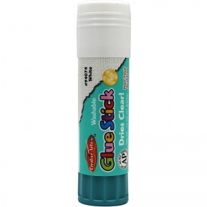 ECONOMY GLUE STICK .74OZ CLEAR
