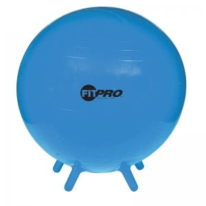 FITPRO BALL STABILITY LEGS BLU 55CM  GR 3 AND UP