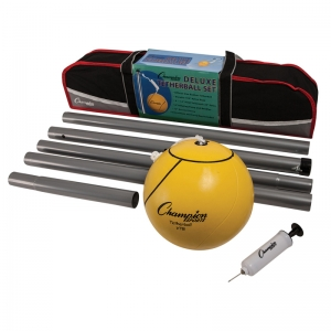 DELUXE TETHER BALL SET