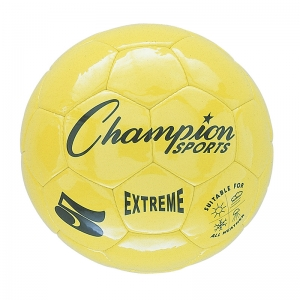 SOCCER BALL SIZE 5 COMPOSITE YELLOW