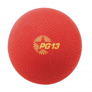 PLAYGROUND BALLS INFLATES TO 13IN
