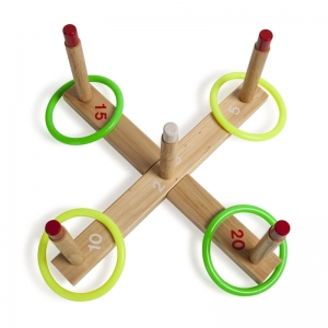 QUALITY RING TOSS SET