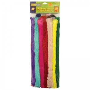 "Creativity Street Super Colossal Stems, Assorted Colors, 18"" x 1"", 24 Pieces"