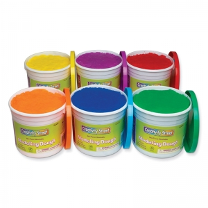 MODELING DOUGH 18 LB ASSORTMENT