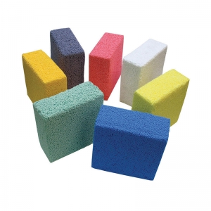 SQUISHY FOAM - 7 COLORED PCS