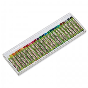 OIL PASTELS REGULAR 25 PIECE SET