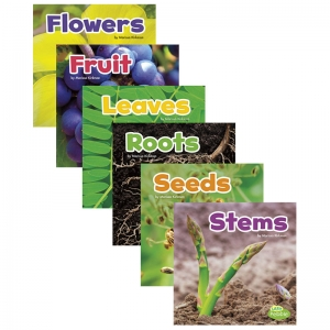 PLANT PARTS SET OF 6 BOOKS